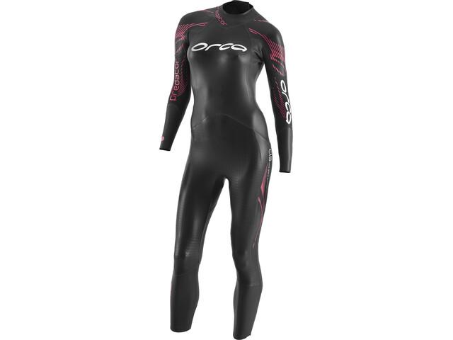 ORCA Predator Wetsuit Dames, black